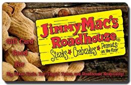 Jimmy Mac's Roadhouse - Renton Gift Card
