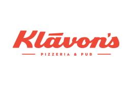 Klavon's Pizzeria & Pub Gift Card