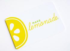 Lemonade Restaurant Gift Card