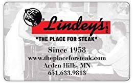 Lindey's Prime Steak House Gift Card