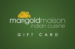 Marigold Maison Gift Card