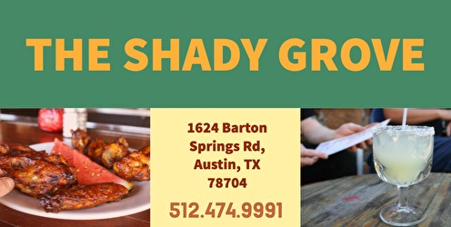 Shady Grove Restaurant
