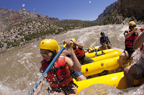 O.A.R.S. Whitewater Rafting