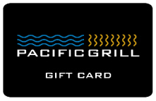 Pacific Grill Gift Card