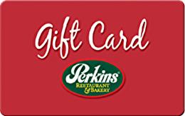Perkins Restaurant & Bakery Gift Cards