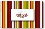 Red Rock Casino, Resort, Spa Gift Card