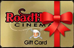 RoadHouse Cinemas Gift Card