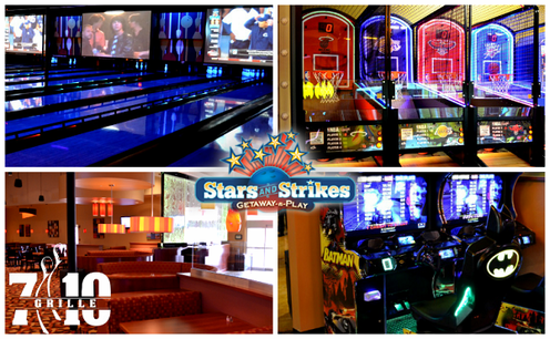 Stars And Strikes Gift Cards