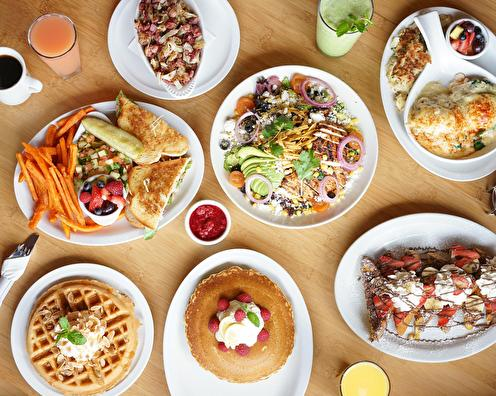 Stacks Breakfast, Brunch and Lunch Restaurants