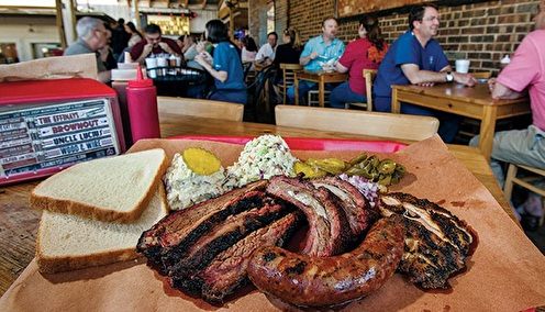 Stanley's Famous Pit Barbecue