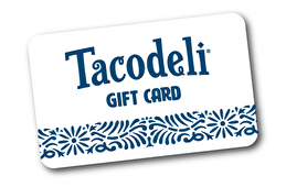 Tacodeli Gift Card
