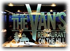 The Vans Restaurant Gift Card