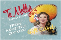 TaMolly's Mexican Kitchen Gift Card