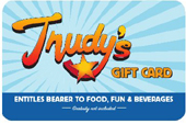 Trudy's Gift Card