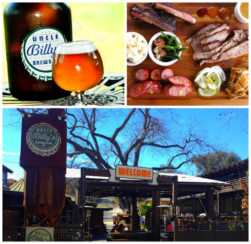 Uncle Billy's Brew & Que
