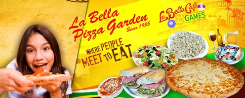 La Bella Pizza Garden