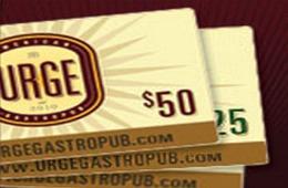 Urge American Gastropub - Rancho Bernardo  Gift Card