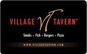 Village Tavern Gift Card