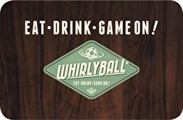WhirlyBall Gift Card