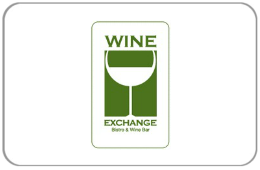 The Wine Exchange Bistro & Wine Bar Gift Card