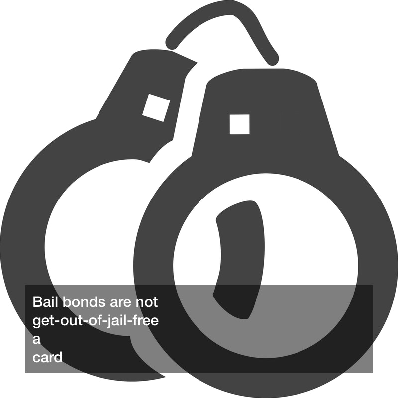 Bail bonds and how they work