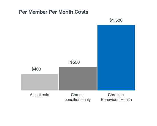 Per Member Per Month Costs
