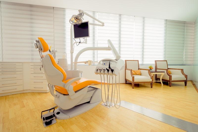 Dental office website