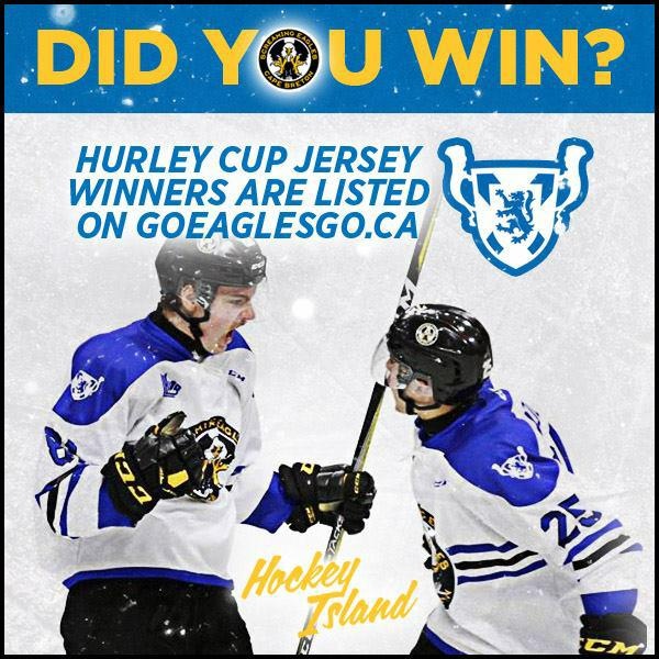 Screaming Eagles Announce Hurley Cup Jersey Winners – Cape