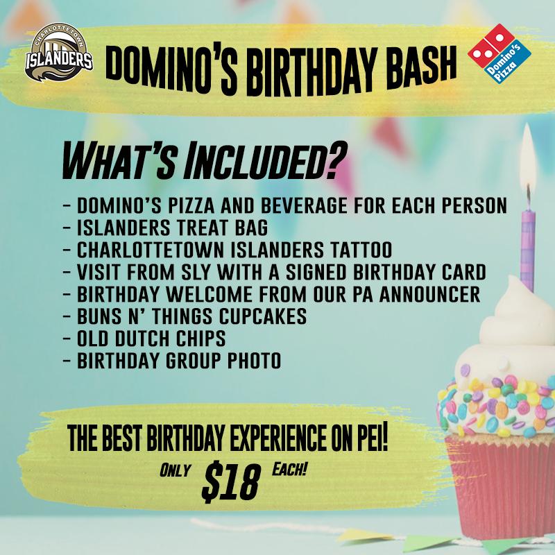 Website Birthday bASH