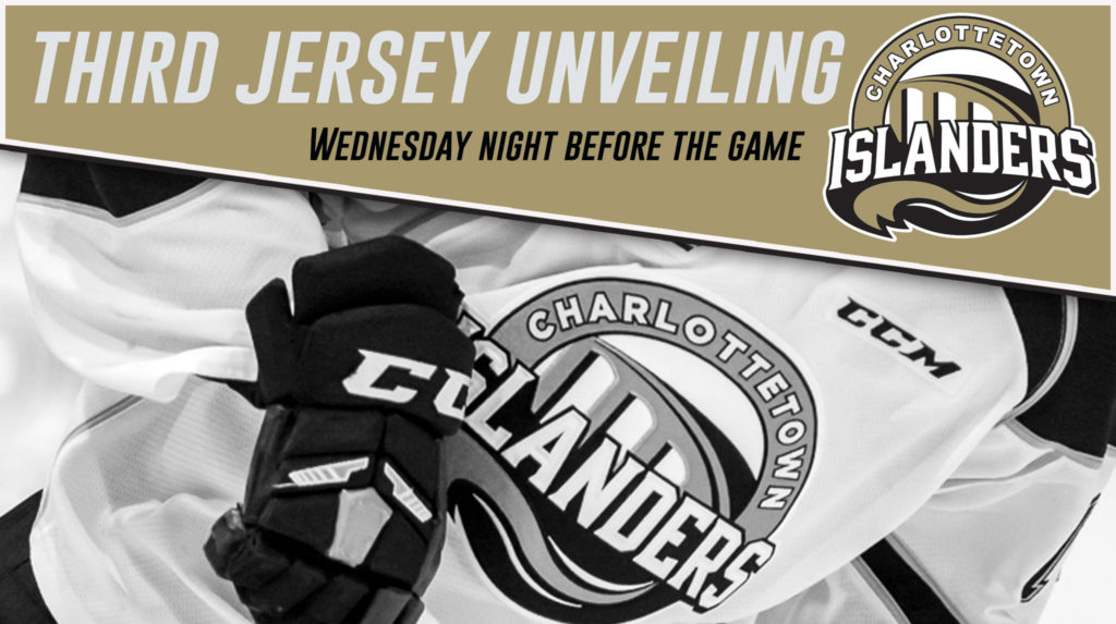 sneakers for cheap a09d1 4209b Charlottetown Islanders get set to unveil jersey design ...