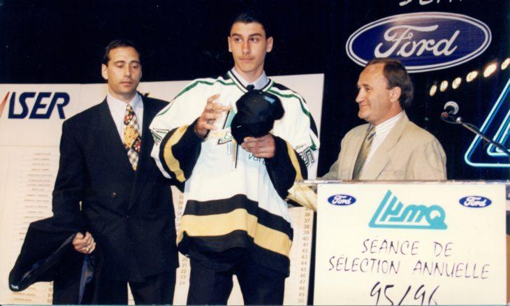 Luongo Draft 1995
