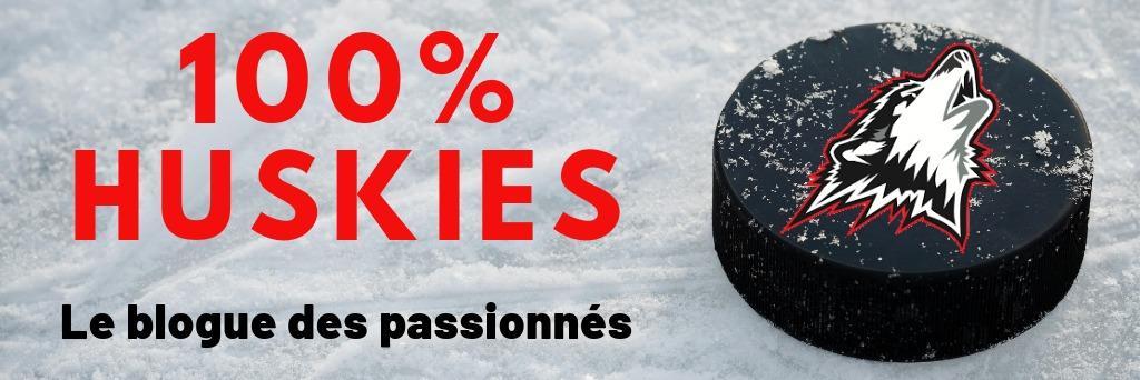 100 Huskies bannière web