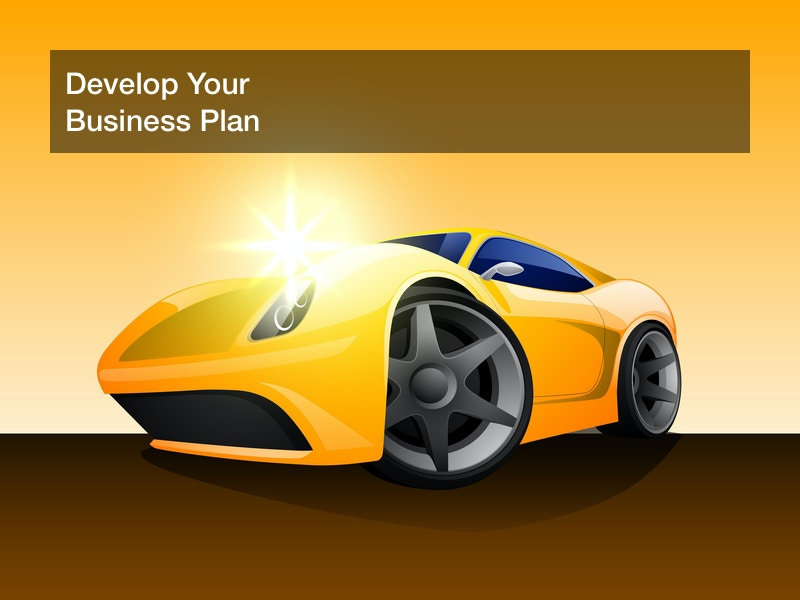 how to start an auto shop business