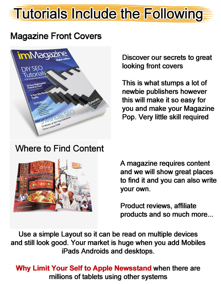 digital magazines for ipad