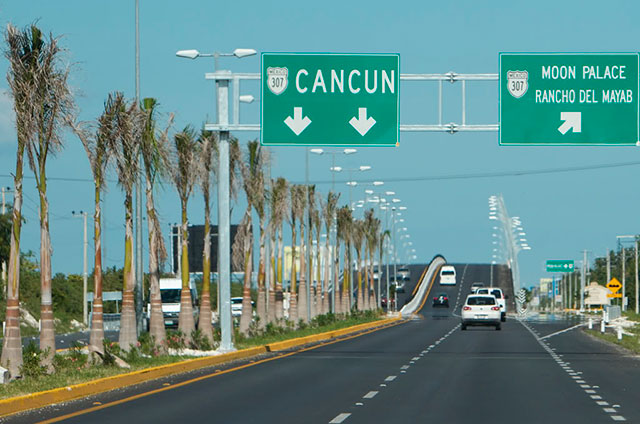 Avanza atención de red carretera - Quintana Roo Hoy