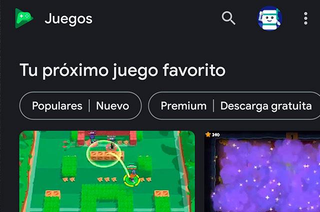 Google Play Juegos Estrena Tema Oscuro Accesos Directos Y Mas Novedades