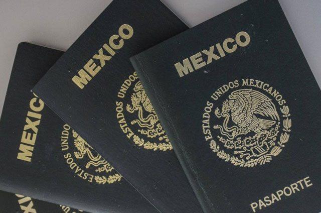 Esto costará sacar el pasaporte mexicano en 2019