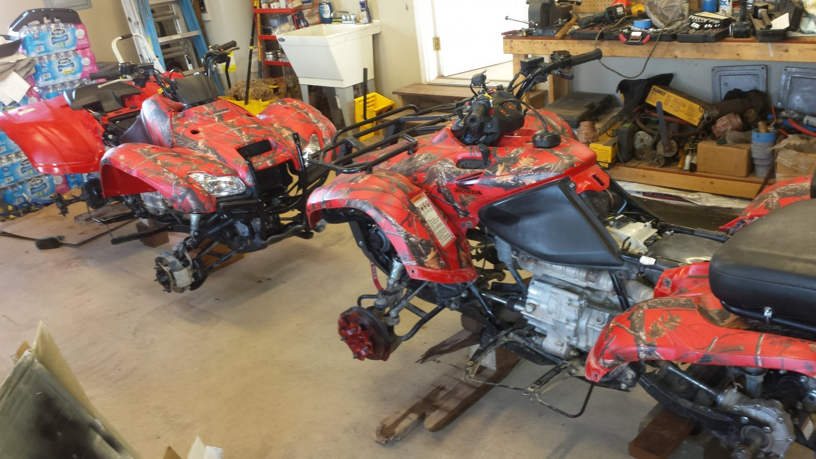 Honda Rancher ATV Ranchers