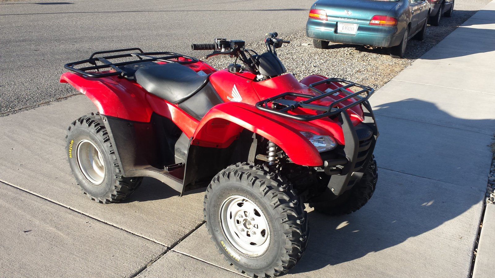Honda Rancher ATV