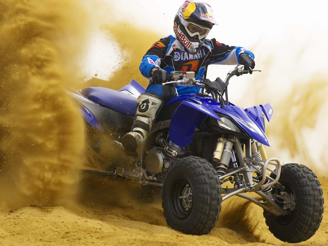 Yamaha Sport ATV Photo