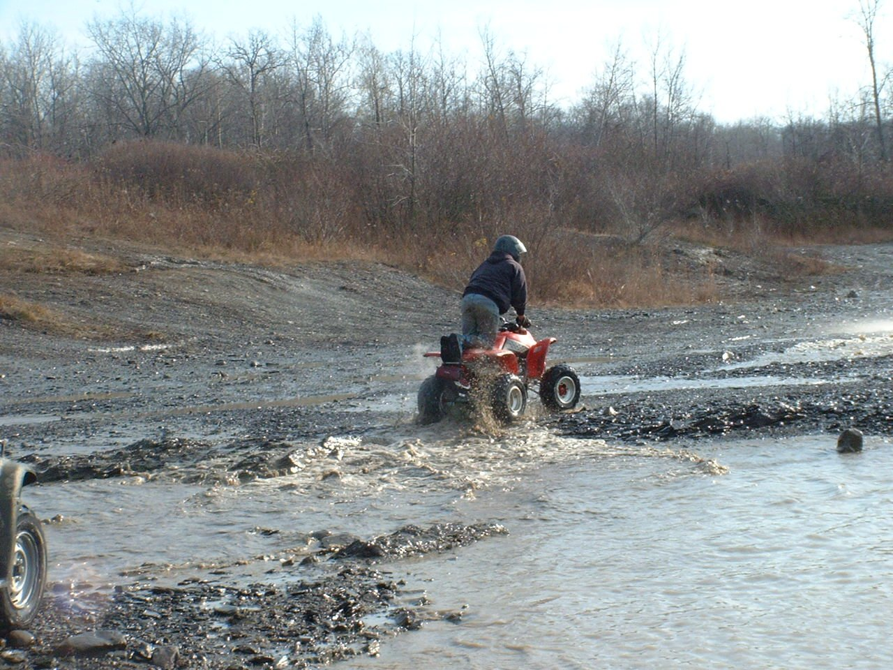 Lembo Lake ATV Park