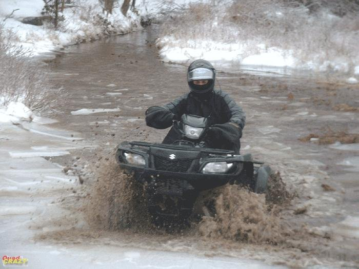 King Quad In ICE