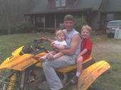 me and my kids playing early 07