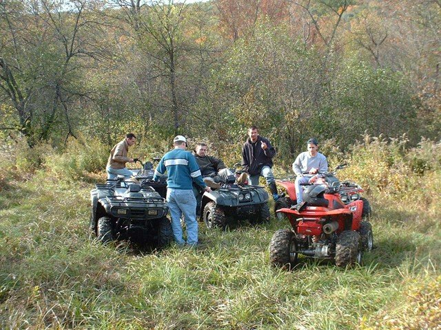 Our ATV Group Photo