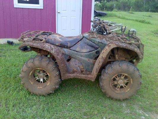 side of ma 4wheeler