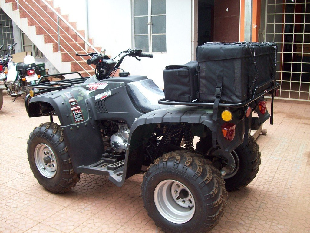1st ATV in Orissa