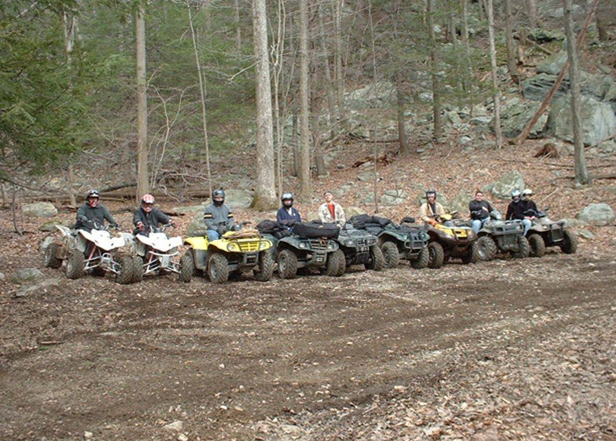 New York ATV Group Photo
