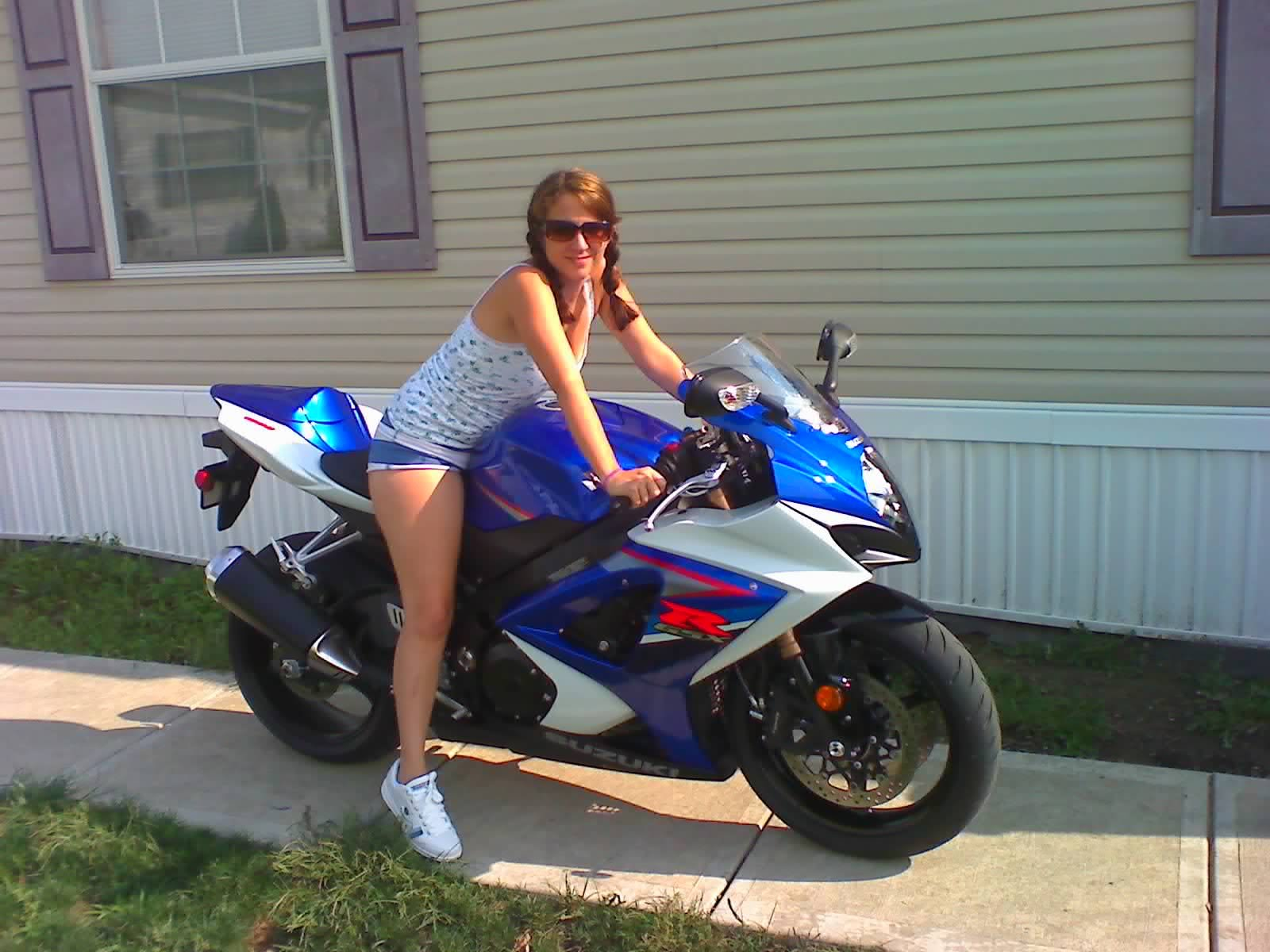 pretendin i can ride a motorcycle