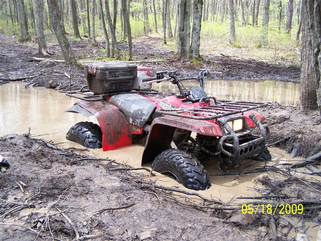 """MUD"" at Lost Trails"
