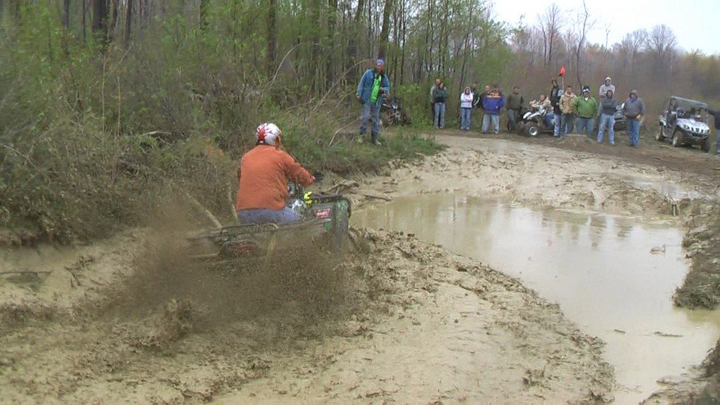 Mud Run at Tri County